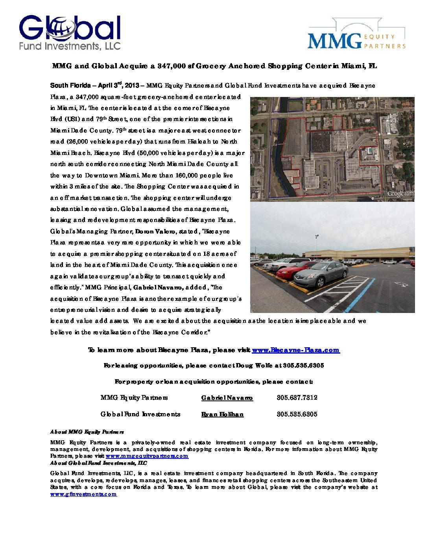 Press-Release-Biscayne-Plaza-Final