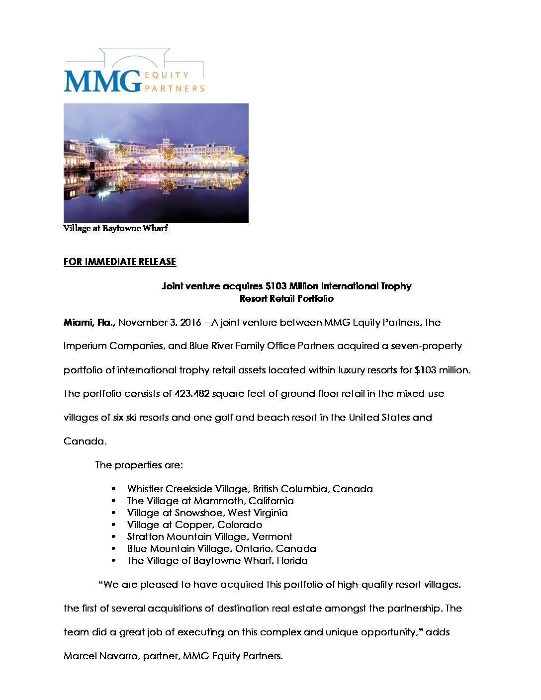 Press-Release-Ski-Villages