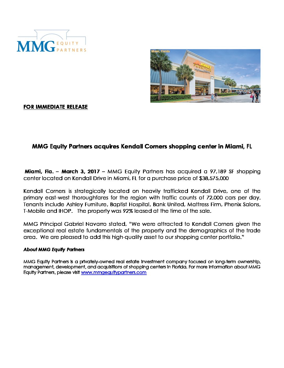 Press-Release-MMG-Acquires-Kendall-Corners-2