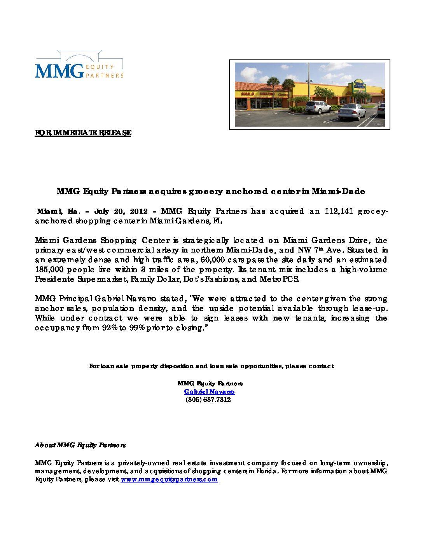 Press-Release-Miami-Gardens