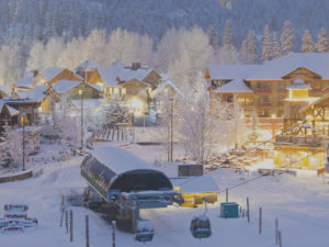 Whistler Creekside Village