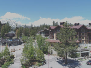 Village at Mammoth Mountain