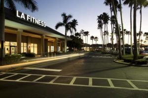 LA Fitness Plaza Palm Beach Gardens