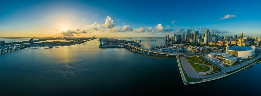 Miami Panorama Commercial Real Estate