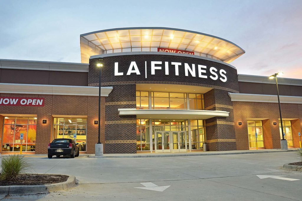 LA Fitness Signed Lease Miami Florida