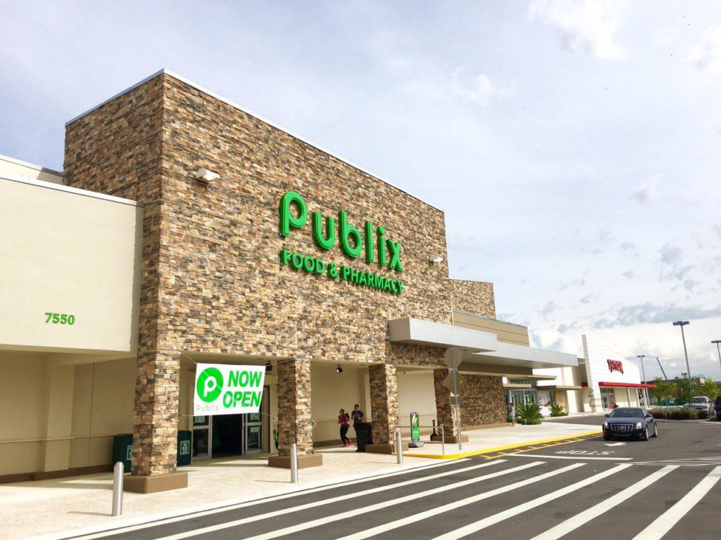 Doral Commons Publix Doral Florida