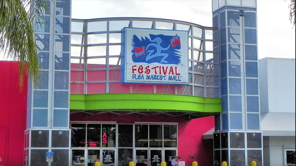 Festival Flea Market Mall Pompano Florida