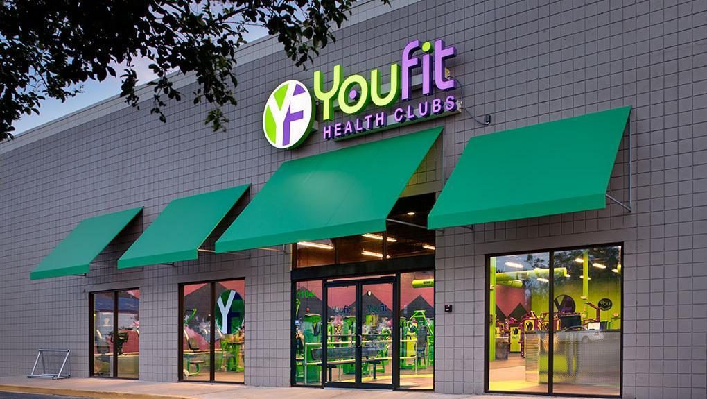 Youfit Health Club Miami FL