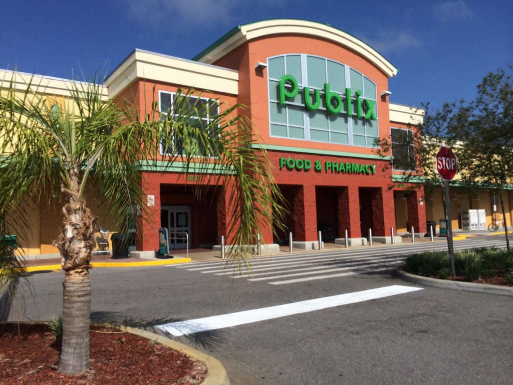 Publix Florida Retail Leases 2019