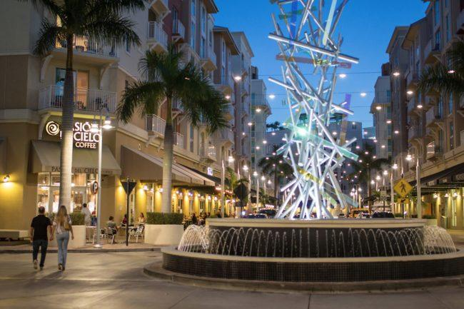Downtown Dadeland South Florida Retail Report 2019
