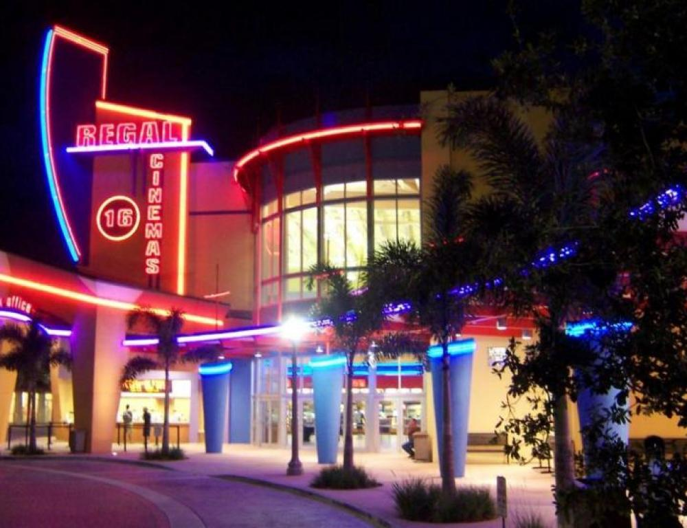 Kendall Village Regal Cinemas South Florida Retail Leases 2019