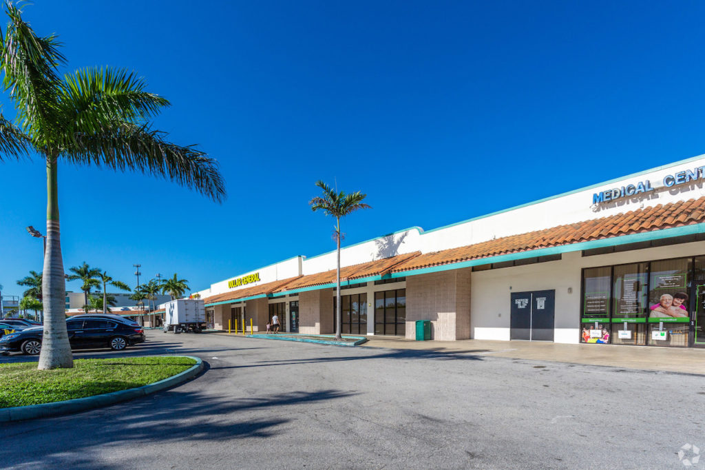Naranja Plaza Miami-Dade Shopping Center
