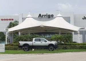 Arrigo Dodge Crysler Jeep West Palm Beach - Top South Florida Retail Transactions 2020