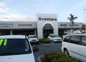 Aventura Chrysler Jeep Dodge Ram - South Florida Top Transactions 2020