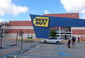 Best Buy Doral - South Florida Retail Transactions 2020